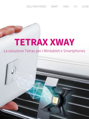 Tetrax Official Website